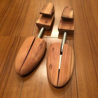 ムジルシリョウヒン(MUJI (無印良品))の無印良品 シューキーパー 25ー28cm(その他)