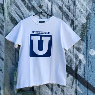 アンダーカバー(UNDERCOVER)のUNDERCOVER オールド プリントTシャツ 古着 左肩に汚れ有り(Tシャツ/カットソー(半袖/袖なし))