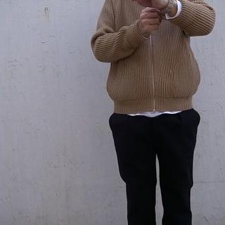ヤエカ(YAECA)のANDERSEN ANDERSEN17awドライバーズニット (ニット/セーター)