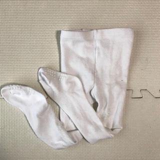シマムラ(しまむら)のベビータイツ 75(靴下/タイツ)