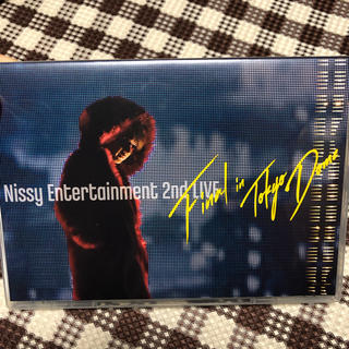 AAA - Nissy Entertainment 2nd LIVEDVD