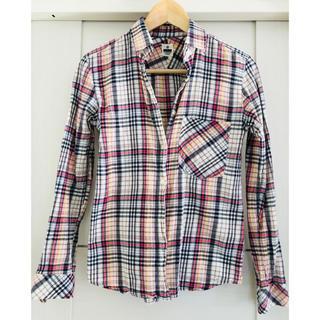 ロンハーマン(Ron Herman)の【RON HERMAN】チェックシャツ(シャツ/ブラウス(長袖/七分))