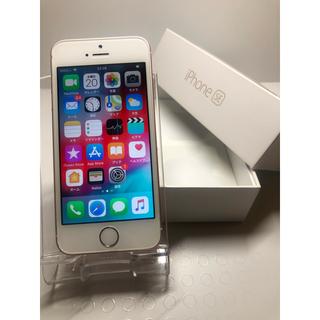 アイフォーン(iPhone)のiPhone SE 64GB SIMフリー(スマートフォン本体)