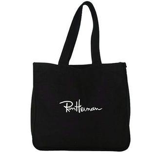 ロンハーマン(Ron Herman)のロンハーマン♡トートバッグ♡ブラック(トートバッグ)