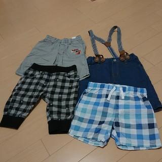 エイチアンドエム(H&M)の男の子 夏服 ズボン 90(パンツ/スパッツ)