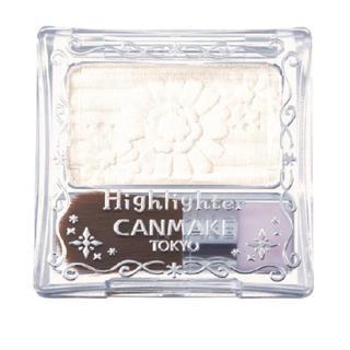 キャンメイク(CANMAKE)の【CANMAKE】キャンメイク ハイライター  01 ミルキーホワイト(フェイスカラー)