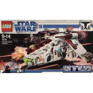 レゴ(Lego)のLEGOレゴ スターウォーズ 7676 新品未開封品(知育玩具)