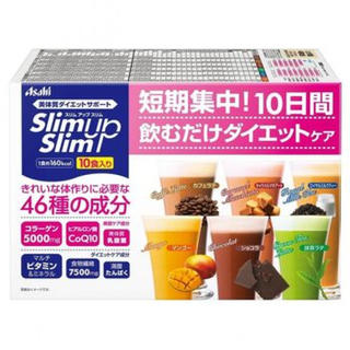 スリムアップスリムシェイク 10食入 (その他)