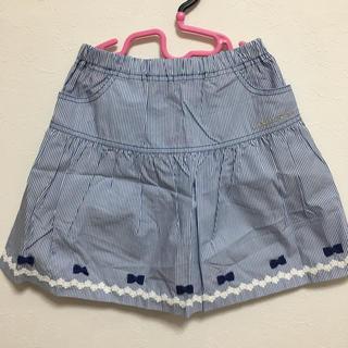 ミキハウス(mikihouse)のミキハウス スカート 140〜150(スカート)