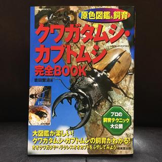 クワガタムシ・カブトムシ完全BOOK