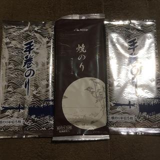 【新品未開封】手巻き海苔 焼きのり まとめ売り(その他)