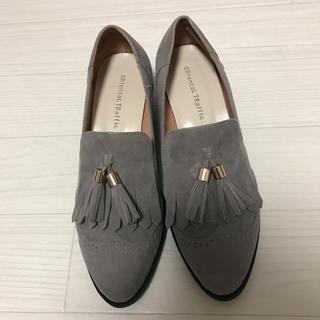 オリエンタルトラフィック(ORiental TRaffic)の美品オリエンタルトラフィック タッセルシューズ(ローファー/革靴)