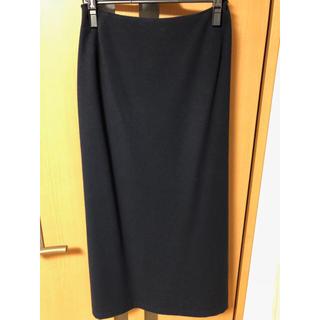 ジルサンダー(Jil Sander)の美品!ジルサンダー  woolロングスカート(ロングスカート)