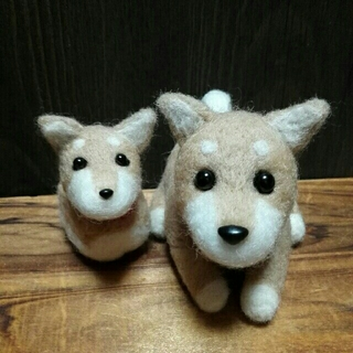 yurukasu 様オーダーページ♪羊毛フェルト(ぬいぐるみ)