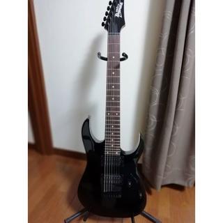 アイバニーズ(Ibanez)のIbanez  GIO  GRG7221 7弦エントリーモデルセット(エレキギター)