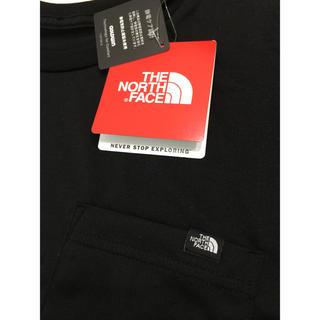 ザノースフェイス(THE NORTH FACE)のL ロンT ノースフェイス メンズ 黒(Tシャツ/カットソー(七分/長袖))