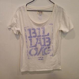 ビラボン(billabong)のBILLABONG Tシャツ サイズM(Tシャツ/カットソー(半袖/袖なし))