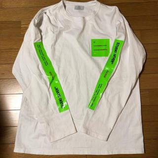 エグザイル トライブ(EXILE TRIBE)のSTUDIO SEVEN ロンT(Tシャツ/カットソー(七分/長袖))