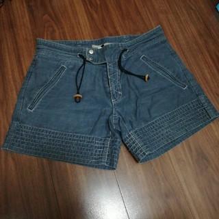 ダブルスタンダードクロージング(DOUBLE STANDARD CLOTHING)のダブスタ 二浴染め(ショートパンツ)