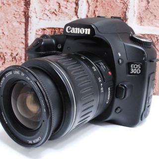 キヤノン(Canon)の★大人気★Canon EOS 30D レンズセット(デジタル一眼)