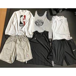ナイキ(NIKE)のナイキ  アディダス バスケ まとめ売り(バスケットボール)