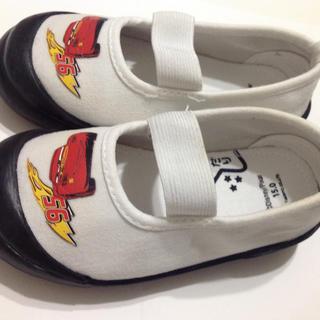 Disney - ディズニーcars上履き15㎝✴︎靴底新品✴︎