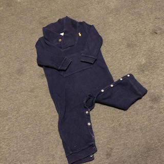 ラルフローレン(Ralph Lauren)の♡ USED ポロラルフローレン ロンパース セーター 80(ロンパース)