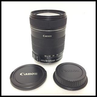 キヤノン(Canon)のCANON EF-S 18-135mm IS 高倍率ズームレンズ(デジタル一眼)