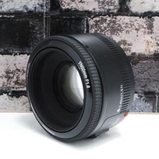 ★新品★Canon用 単焦点レンズ 50mm フルサイズも対応!(レンズ(単焦点))