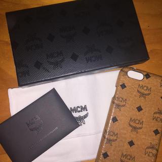 MCM - iPhone6 6s MCM ケース