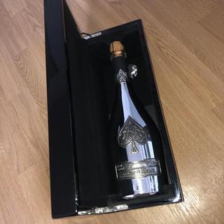 アルマンドバジ(Armand Basi)のアルマンド空ボトル Box付き(シャンパン/スパークリングワイン)