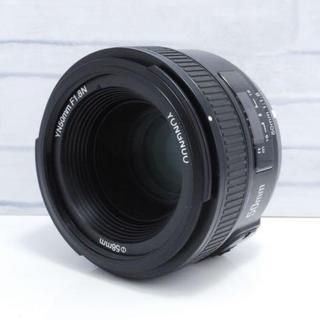 ★新品★ 単焦点レンズ 50mm Nikon用(レンズ(単焦点))