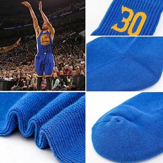 新品タグ付き バスケットボール ソックス 靴下 レッグウェア メンズ カリー30