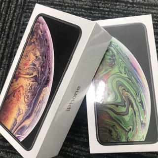 アップル(Apple)のiphone xs max 512g(スマートフォン本体)