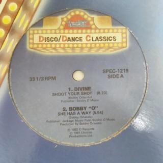 DIVINE / BOBBY-O / EROTIC DRUM BAND / VI(クラブ/ダンス)
