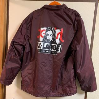 エクストララージ(XLARGE)のX-Large × X-Girl コーチジャケット(ナイロンジャケット)