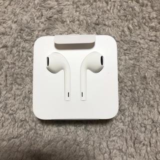アップル(Apple)のiPhone 純正 イヤホン (その他)