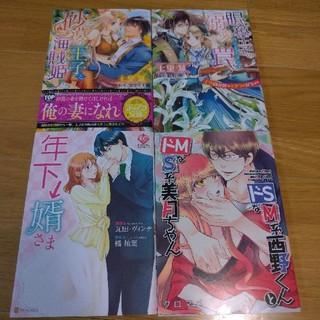 人気 TL コミック 4冊セット