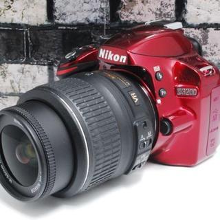 ニコン(Nikon)の★超美品★Nikon D3200レンズキット(デジタル一眼)