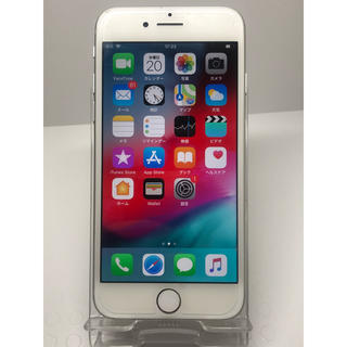 アイフォーン(iPhone)の美品 iPhone8 64GB SIMフリー バッテリー最大容量100%!(スマートフォン本体)