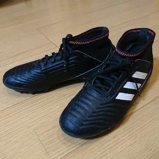 アディダス(adidas)のサッカースパイク24cm(シューズ)