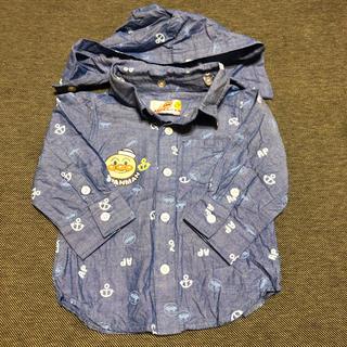 アンパンマン(アンパンマン)の♡USED アンパンマン シャツ 80 うすで パーカー 羽織(シャツ/カットソー)