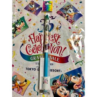 ディズニー 35周年 フラッグ グランドフィナーレ(キャラクターグッズ)