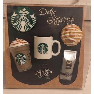 スターバックスコーヒー(Starbucks Coffee)の新品!スターバックス☆マグネット(ノベルティグッズ)