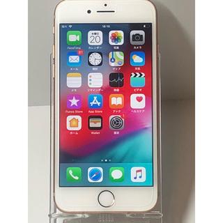 アイフォーン(iPhone)の美品 iPhone8 64GB SIMフリー(スマートフォン本体)