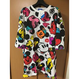 ディズニー(Disney)の[未使用]ディズニー ビッグTシャツ(Tシャツ(半袖/袖なし))