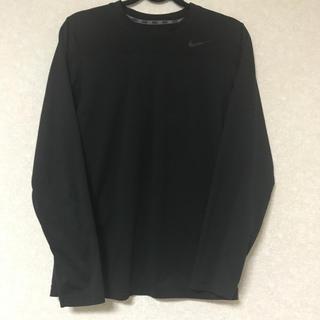 ナイキ(NIKE)の【NIKE】DRY-FIT 長袖トレーニングシャツ(トレーニング用品)