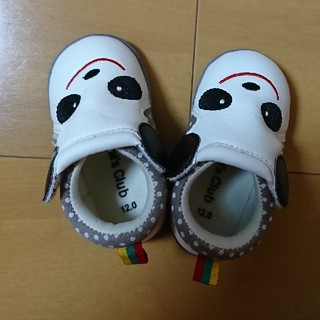 パンダのベビー靴  12センチ