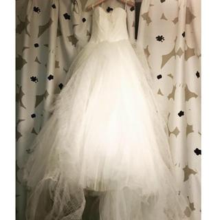 ヴェラウォン(Vera Wang)のウエディングドレス美品(ウェディングドレス)