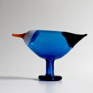 イッタラ(iittala)の特定のお客様専用出品 Blue Magpie オイバトイッカ  (置物)